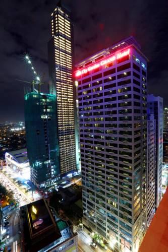 City Garden Grand Hotel Makati City Philippines Flyin Com