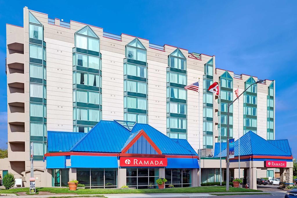 Ramada Niagara Falls Fallsview Hotel Niagara Falls Canada Flyin Com