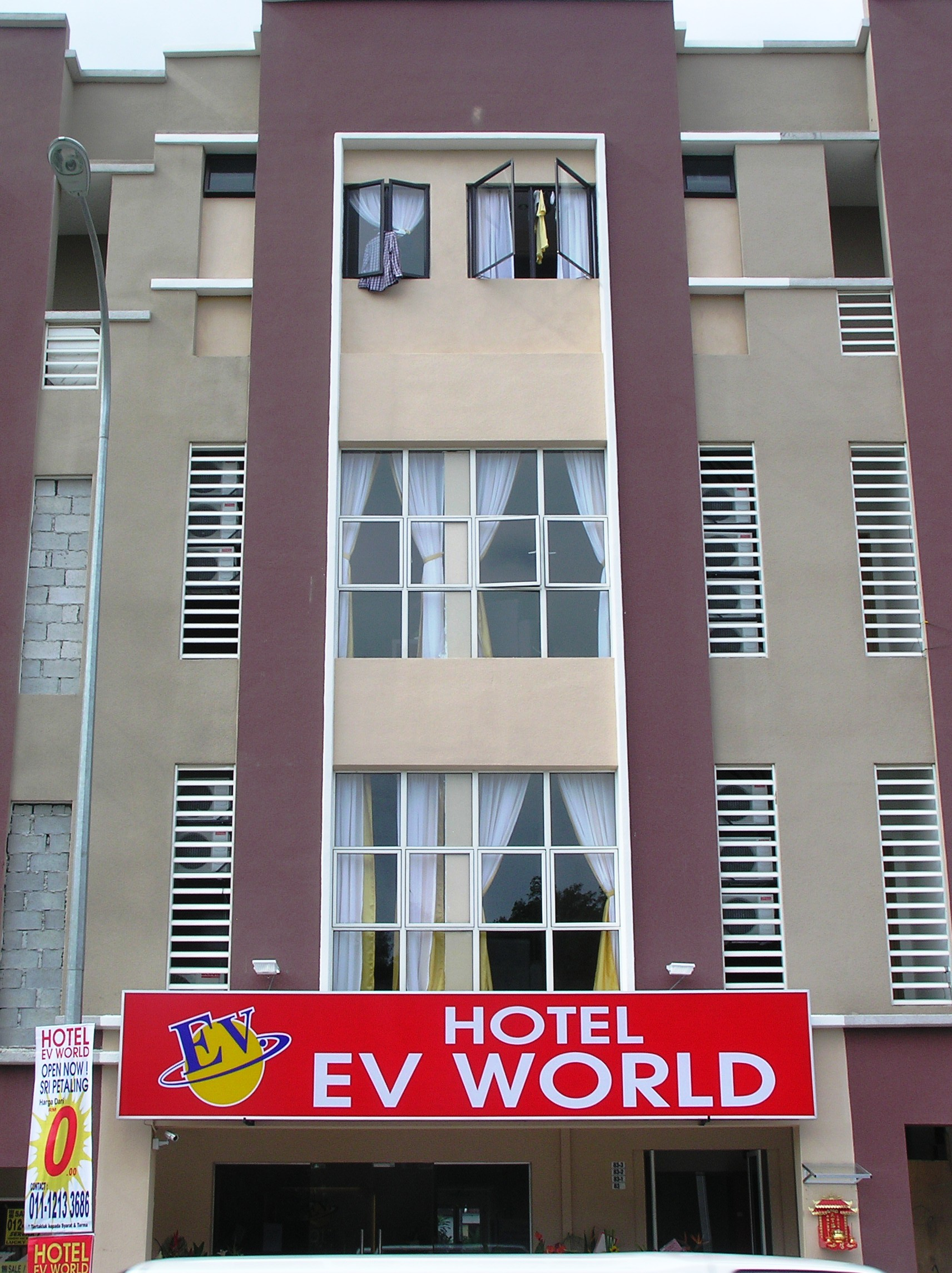 Ev World Hotel Sri Petaling Kuala Lumpur Malaysia Flyin Com