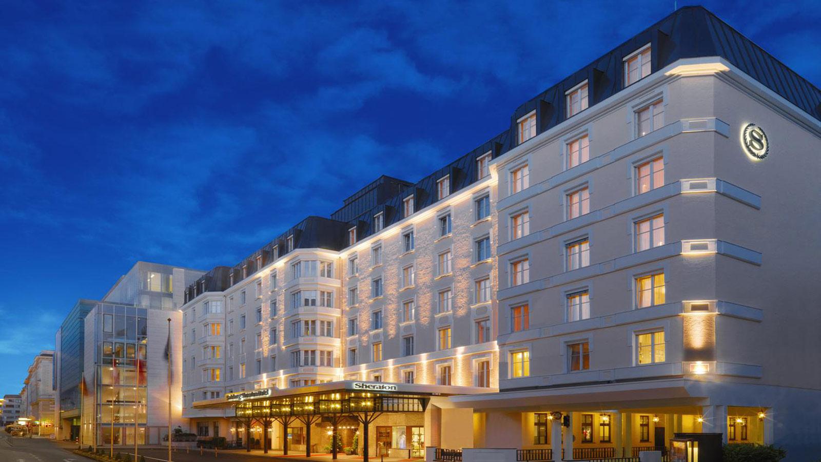 Sheraton Salzburg Hotel Salzburg Austria Flyin Com