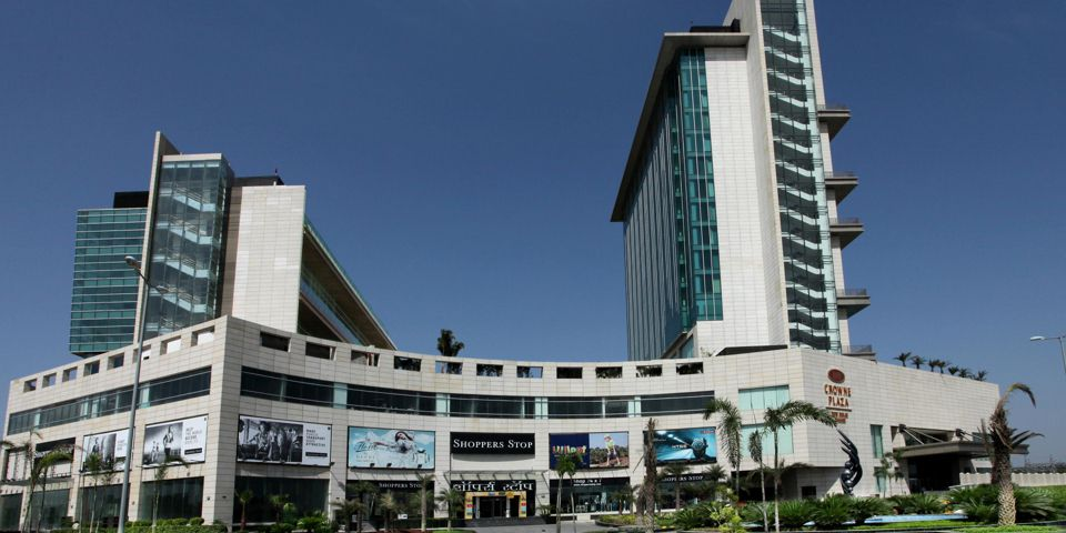 Crowne Plaza New Delhi Rohini Hotel New Delhi India Flyincom