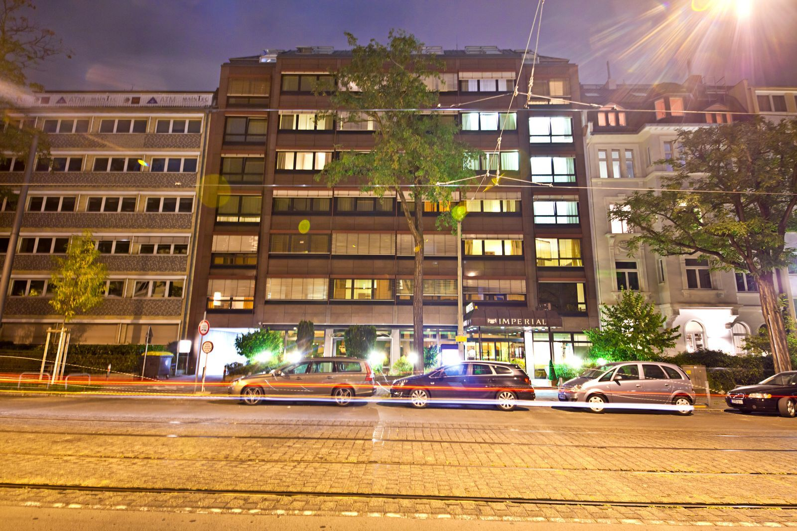 Novum Hotel Imperial Frankfurt Messe Frankfurt Germany Flyin Com
