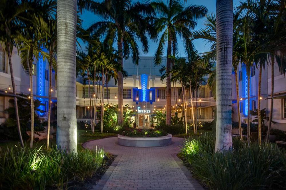 Sbh South Beach Hotel Miami United